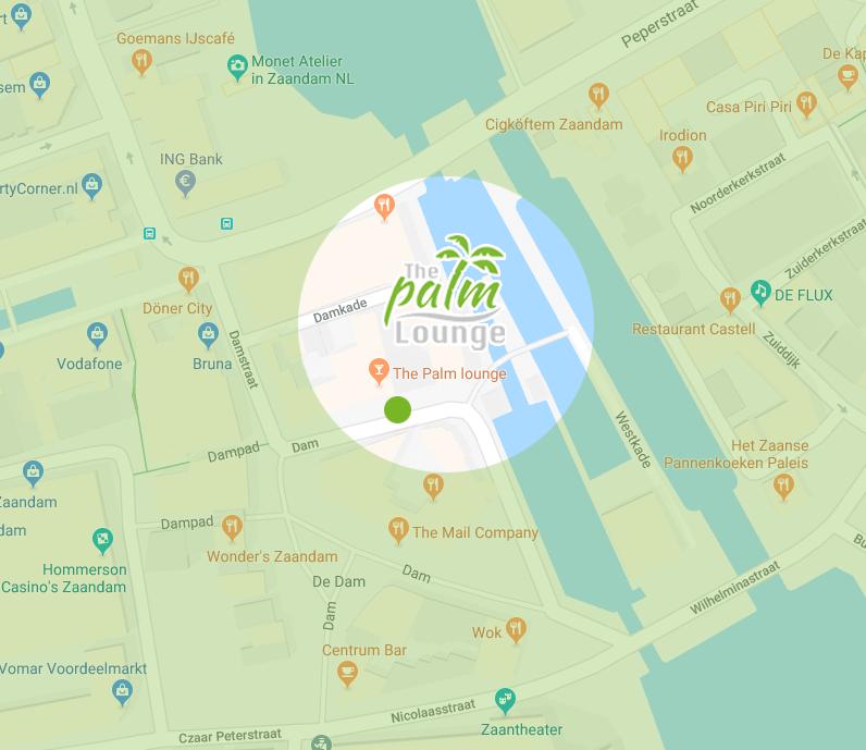 The-Palm-Lounge-locatie zaandam